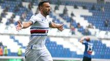 Serie A : la Sampdoria surprend l'Atalanta