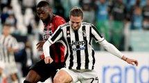 Juventus : Massimiliano Allegri envoie une nouvelle pique à Adrien Rabiot