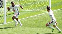 Euro 2020, Angleterre : la réaction à chaud de Raheem Sterling