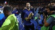 JO, France : Adil Rami pose sa candidature