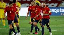 Espagne : Sergio Ramos sort sur blessure