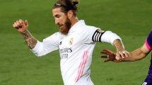 Le PSG a appelé le Real Madrid pour Sergio Ramos