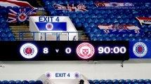 Ecosse : les Rangers détruisent Hamilton 8-0 et s'envolent en tête