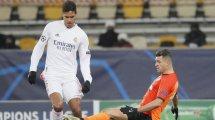 Raphaël Varane pointé du doigt après la défaite du Real Madrid