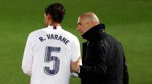 Manchester United va dégainer une offre pour Raphaël Varane