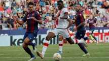 Liga : le Rayo Vallecano arrache le match nul à Levante