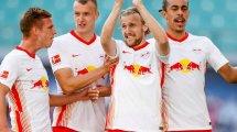 Bundesliga : le RB Leipzig s'offre Mayence sans trembler