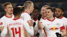 Bundesliga : Leipzig arrache le match nul face à Wolfsbourg