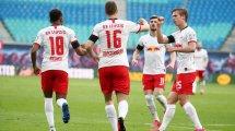Bundesliga, 29e journée : le RB Leipzig l'emporte et remonte sur le podium