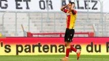 Ligue 1 : Lens fait dégoupiller l'AS Saint-Étienne et prend la 2e place