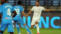 Real Madrid : Eden Hazard absent du groupe face à Getafe