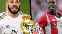 Real Madrid-Athletic Bilbao : les compos de la demi-finale de Supercoupe !