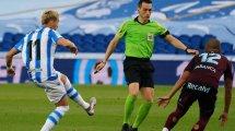 Liga : la Real Sociedad s'impose (enfin) aux forceps, Osasuna déroule