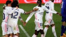 Liga : les Français sauvent le Real Madrid contre Getafe