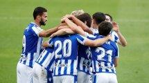 Liga : la Real Sociedad et le Betis l'emportent aux forceps