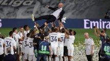 Liga : le groupe du Real Madrid pour le match contre la Real Sociedad