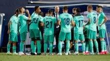 Real Madrid : les joueurs dont Zinedine Zidane veut encore se débarrasser