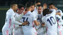 Atalanta - Real Madrid : les notes du match