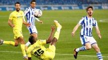 Liga : la Real Sociedad et Villarreal dos à dos