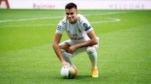 Le Real Madrid prête Reinier au Borussia Dortmund !