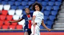 Ligue des champions (F) : l'OL s'impose à Paris et prend une option sur les demies