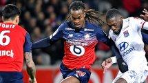 Lille : Renato Sanches n'a pas voulu partir