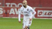 Renaud Cohade quitte le FC Metz