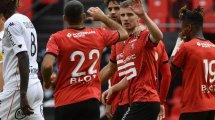 Rennes : grande première pour Rugani, Dalbert et Doku face à Dijon