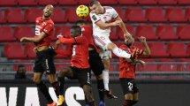Ligue 1 : le Stade Rennais s'en sort contre Brest