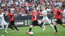 Vitesse Arnheim - Rennes : les compositions officielles