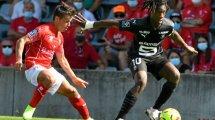 Ligue 1 : le Stade Rennais trouve les ressources pour venir à bout de Nîmes, Lens et Brest réalisent une belle opération