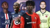 Les révélations de la saison de Ligue 1