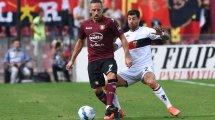 Serie A : première victoire de la saison pour la Salernitana face au Genoa