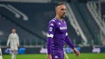 La Lazio veut sauter sur la bonne affaire Franck Ribéry