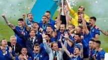 Les champions d'Europe italiens affolent le mercato
