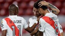 Argentine : River Plate risque de perdre ses meilleurs joueurs !