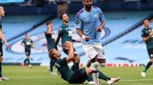 Premier League : Manchester City met au supplice Burnley