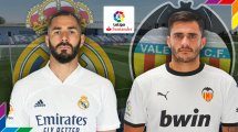 Real Madrid - Valence : les compositions sont là