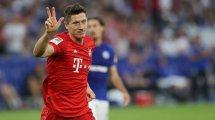 Robert Lewandowski dévoile son top 5 des meilleurs attaquants du monde
