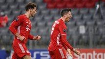 Bayern Munich : Robert Lewandowski et David Alaba privés de sélection ?