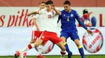 Pologne : la liste des 26 pour l'Euro !