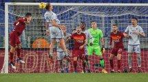 Serie A : l'AS Roma s'impose facilement contre l'Hellas Vérone
