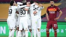 Coupe d'Italie : l'hallucinante soirée de l'AS Roma