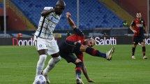Serie A : l'Inter se reprend bien face au Genoa
