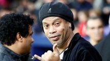 Ronaldinho heureux du sacre de Lionel Messi et l'Argentine à la Copa América