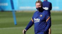 L'analyse de Ronald Koeman pour sa première sur le banc du Barça