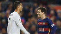 Les 12 joueurs qui ont joué avec Messi et Ronaldo