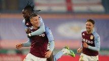 Premier League : Aston Villa se défait d'Everton en fin de match