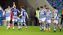 Liga : la Real Sociedad montre les muscles face à Huesca
