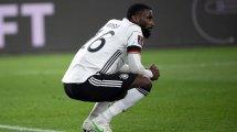 Euro 2020 : le mauvais geste d'Antonio Rüdiger sur Paul Pogba passe mal en Allemagne